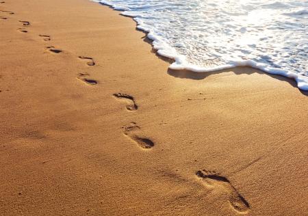 foot-prints