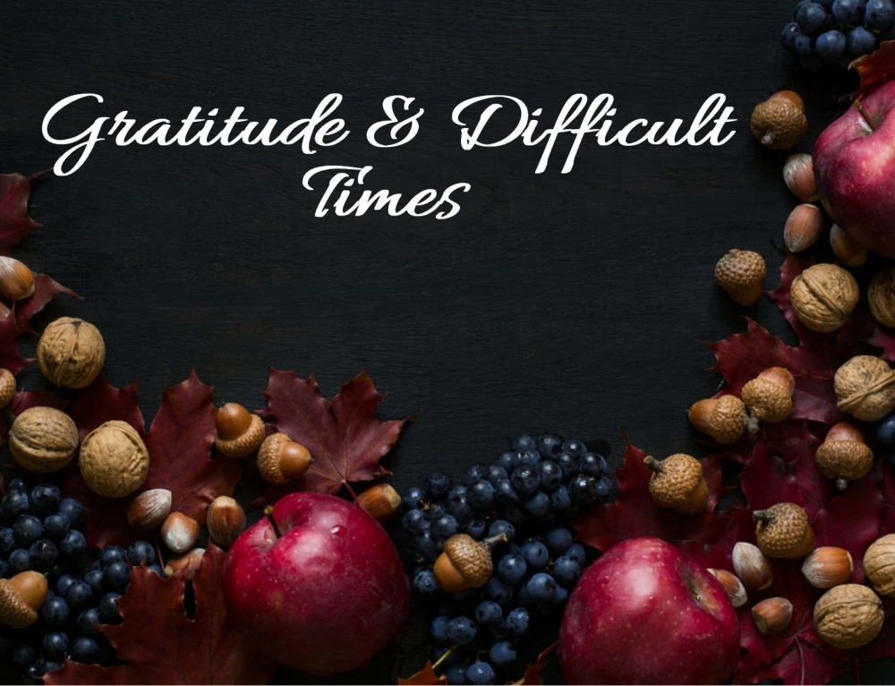 5 Ways to Use Gratitude to Overcome a Difficult Time