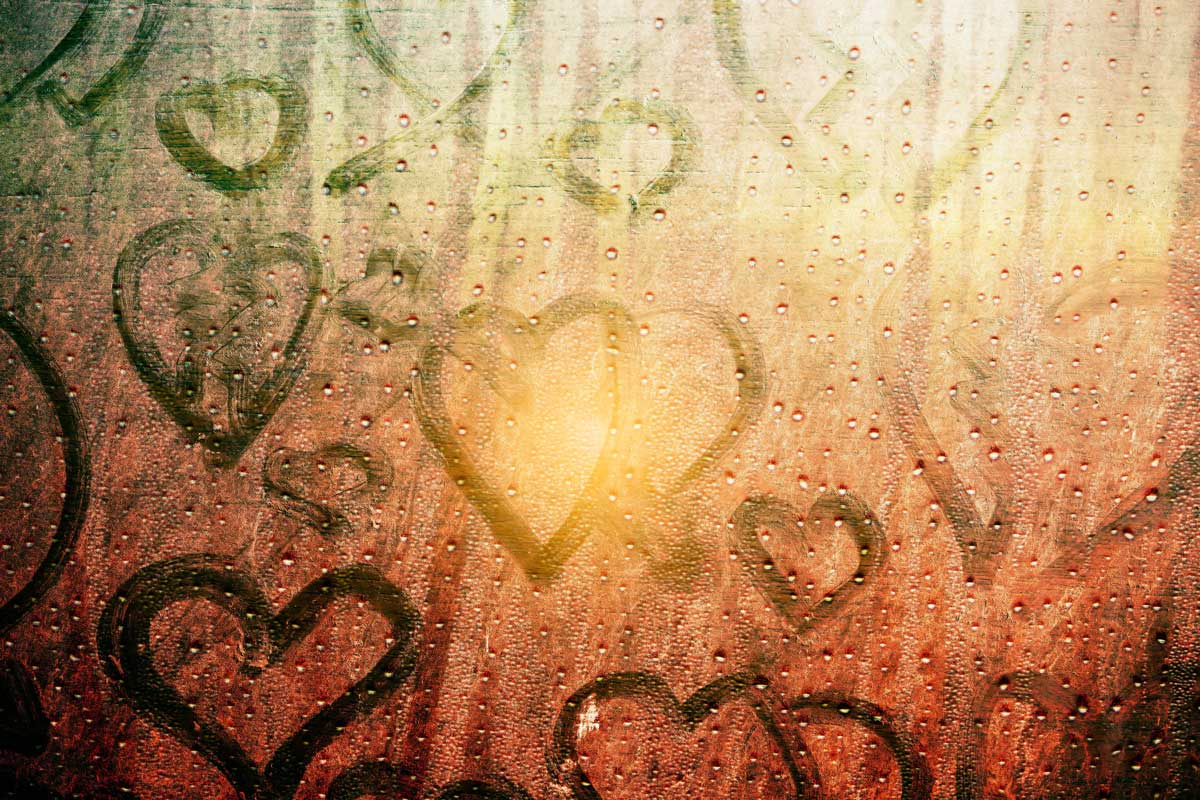 hearts-on-glass